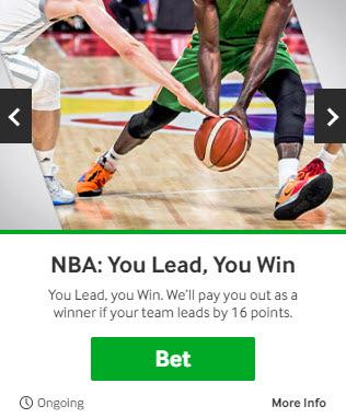 betway NBAプロモーション